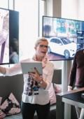 Arbeiten bei Daimler – wie in einem Start-up
