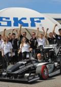 SKF bringt Menschen schneller ans Ziel