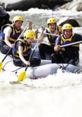 Die Gewinner sitzen alle in einem Boot